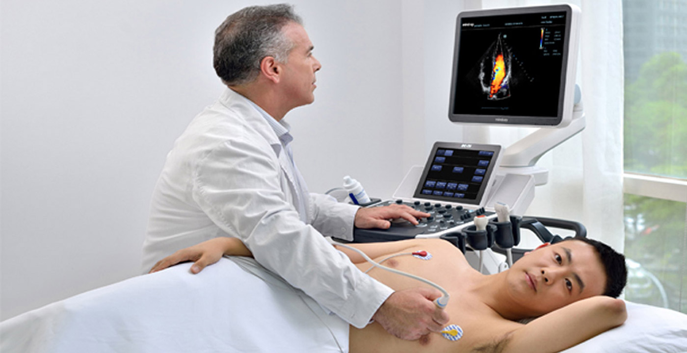 Latest Ultrasound technology Accurate & High quality images